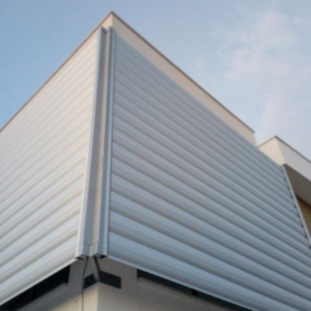 Victoria Trading Tents - Movable Systems: Aluminium External Shades