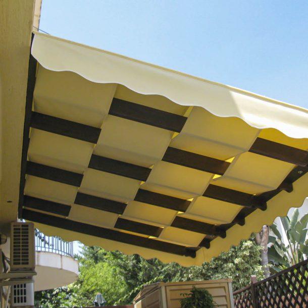 Victoria Trading Tents - Permanent Solutions: Waterproof Pergolas