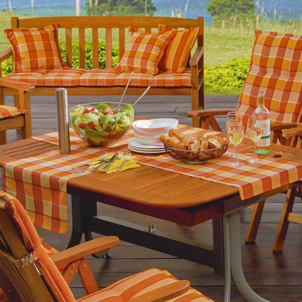 Victoria Trading Tents - Outdoor Textiles: Seat Cushions and Pillows