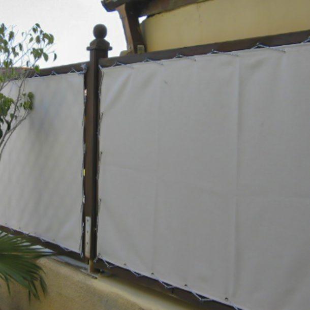 Victoria Trading Tents - Permanent Solutions: Fences