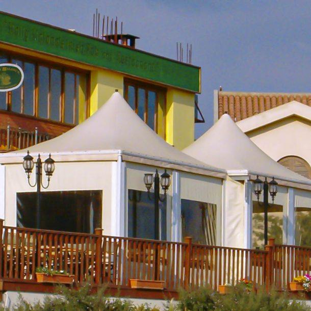 Victoria Trading Tents - Permanent Solutions: Gazebos