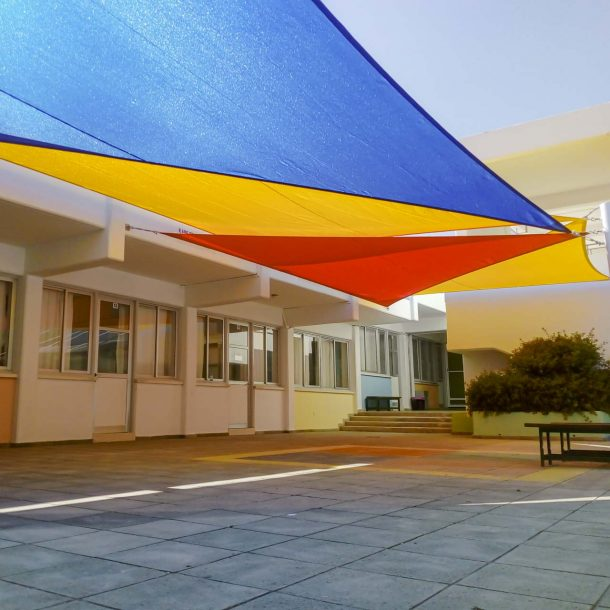 Victoria Trading Tents - Service: Shade Sails