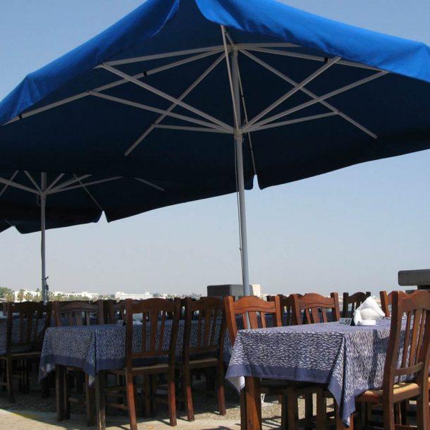 Victoria Trading Tents - Umbrellas: Aluminium Umbrellas